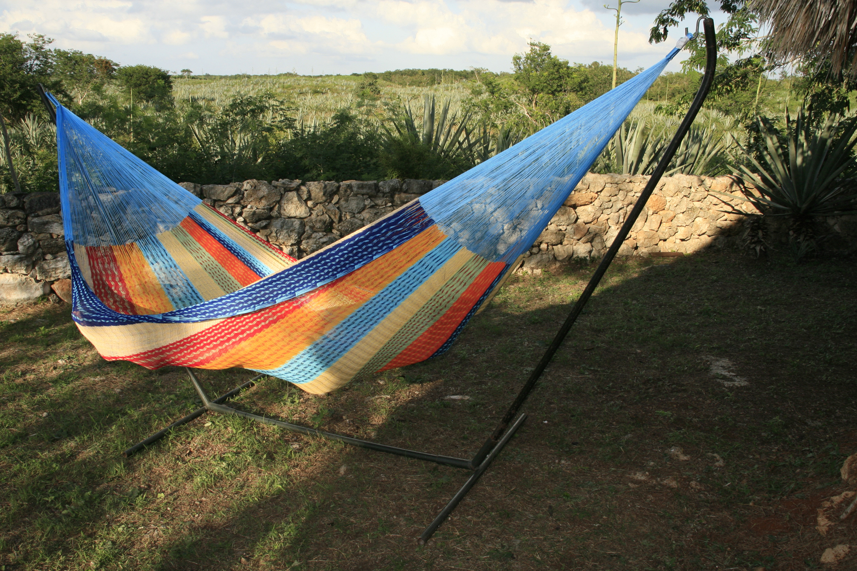 stripe ft single colombian xx in rd shop ftlr hammock hsgl red
