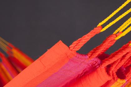 Sonrisa Hammock Detail- Mandarin