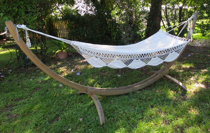 Viking Single Bar Hammock