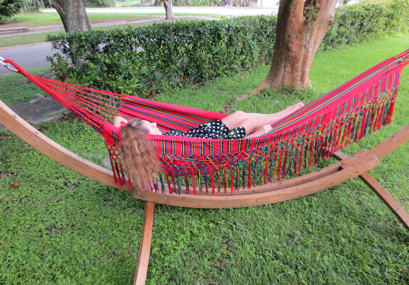Cartagena Red Dominant Hammock