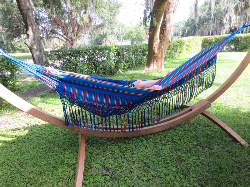 Cartagena Blue Dominant Hammock