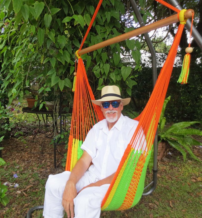 Florida Citrus Comfort Chair