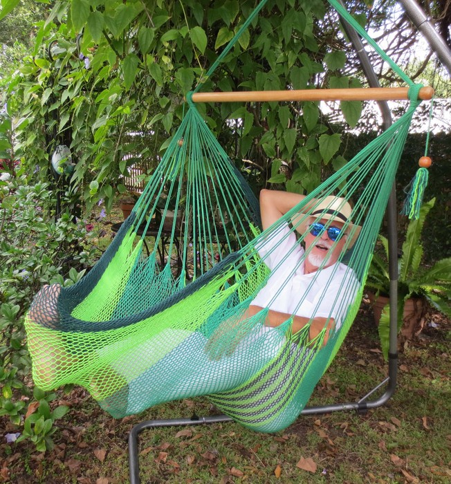 Going Green Hammock Chair
