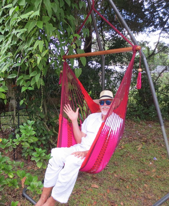 Tropical Passion Hammock Chair