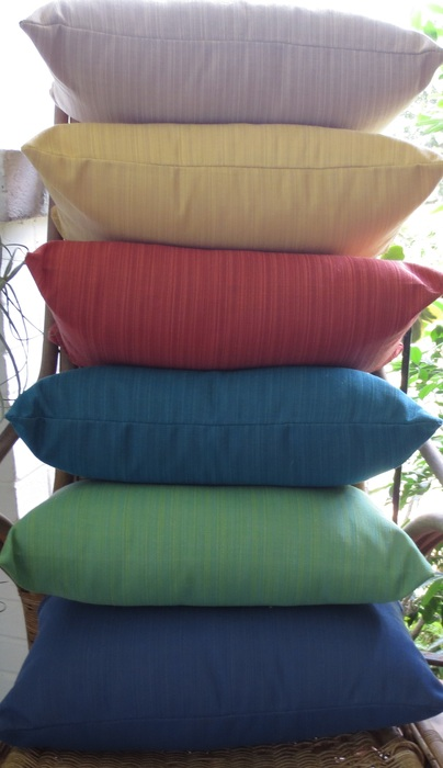 Tommy Hamaca Pillows
