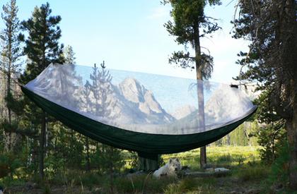 Mosquito Free hammock Bliss