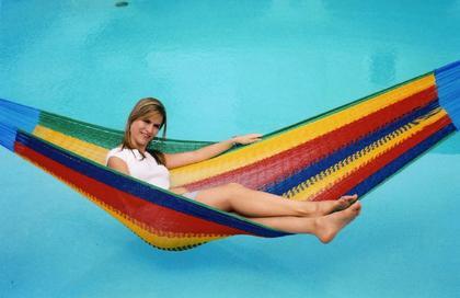 Queen size hammock