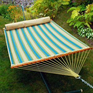 Reversible Quilted Hammock
