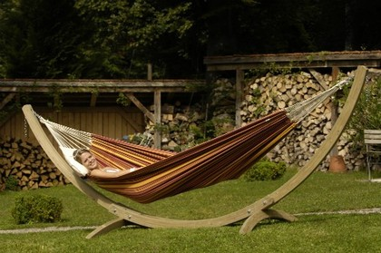 Olympus Stand with Sunset Hammock