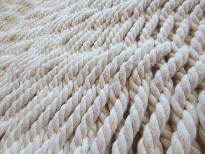 Hacienda Hammock Weave Closeup