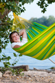 Sonrisa Short Single Hammock