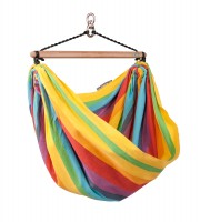 LA SIESTA - Organic Hammock Chair for Children LORI