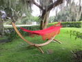 Red Rio Bar Hammock (Double)