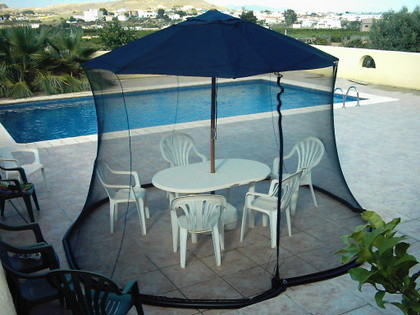 Weekender Patio Umbrella Net